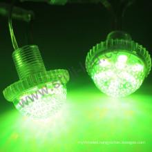35mm rgb dmx led flashlight lamp pixel light punch amusement park lamp 12v pixel led