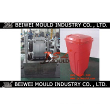 Durable Plastic Outdoor Dustbin Mold Made by Chinese Supplier