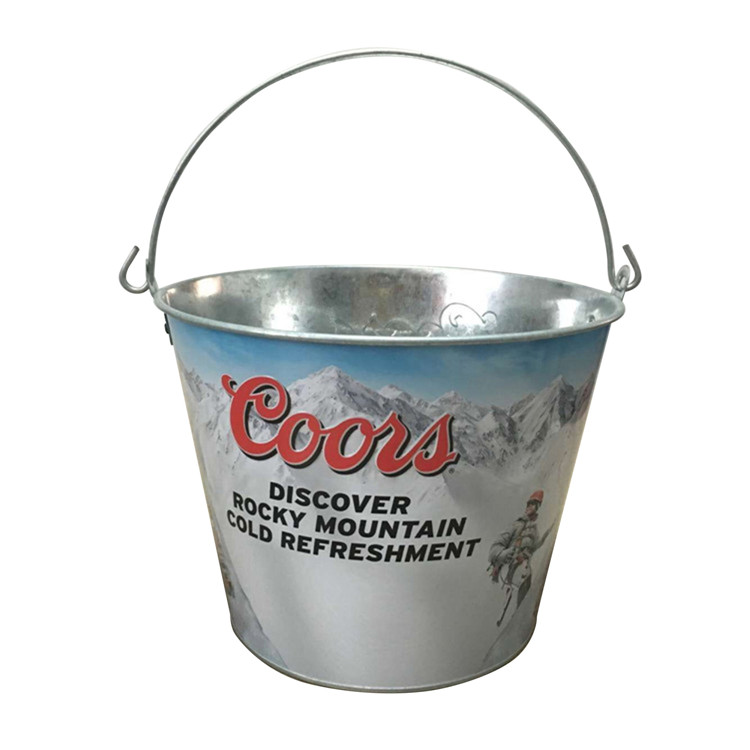 5qt Ice Bucket With Handle