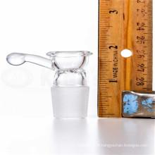 Hookah 18mm Male Slider Bowl pour fumer Utilisation quotidienne (ES-AC-034)
