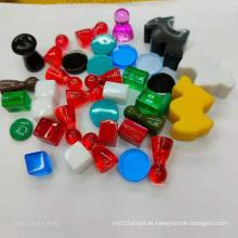 Zubehör für Brettspielkomponenten Kunststoffharz Acryl Miniaturwürfel Bauer