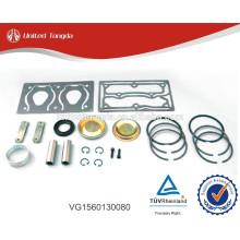 Kit de réparation de compresseur d'air de camion HOWO VG1560130080