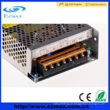 Alimentação de comutação para luz de tira LED, fonte de alimentação cctv
