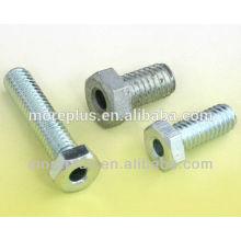 Fabriqué à Taiwan Acier, acier inoxydable, en cuivre standard ou non standard à tête hexagonale