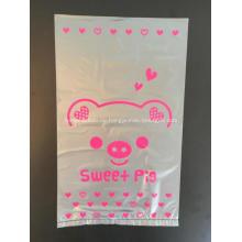Plastik-Snack-Packtaschen