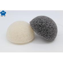 100% Nettoyant naturel pur Konjac Sponge