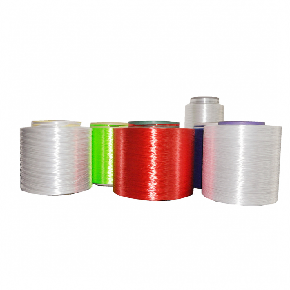 100% Adhesive Activated HMLS Polyester Industrial Yarn