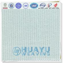 YD-1508, tissu en maille tricoté en polies blanc pour canapé