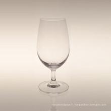 Verre à vin gratuit sans plomb sans trace (G058.3615)