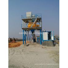 wet mix concrete batch plant for sale
