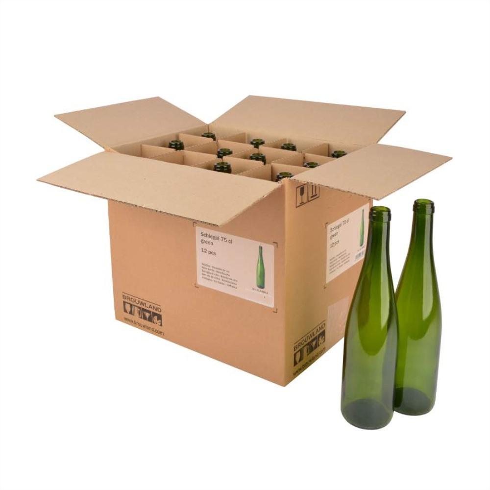 Wine Carrier for 12 Bottles