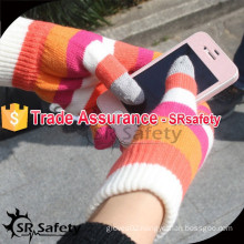 SRSafety supper flexible phone glove touch screen gloves touch glove