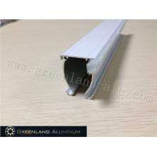 Aluminum Curtain Track Rail with Powder Coated