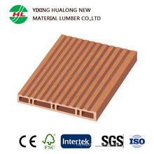 Hollow WPC Outdoor Flooring (M10)