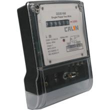 Однофазный двухпроводный дисплей с индикатором расхода электроэнергии