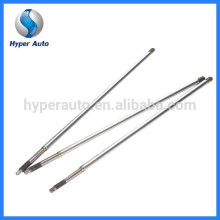 Cilindro de cromo pulido Eje lineal Cilindro de pistón hidráulico