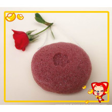 All Colors and Shapes 100% Natural Konjac Sponge 2014 Hot Sale Konjac Sponge