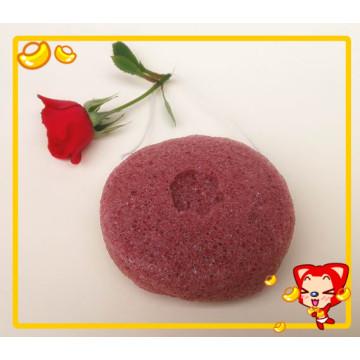 All Colors and Shapes 100% Natural Konjac Sponge 2014 Hot Sale Konjac Sponge