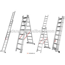Q235 Material Project construction EN131 Scaffolding Steel Ladder