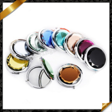 Multicolor Mirror, Small Cosmetic Mirrors, Stainless Mirror (MW008)