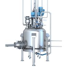 Secador de filtro Nutsche agitado a vácuo da indústria química