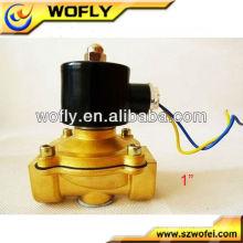 Baixa pressão 1 polegada Rexroth solenóide válvula 220v ac