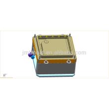 Distintivo personalizado base inyectar molde Smc molde