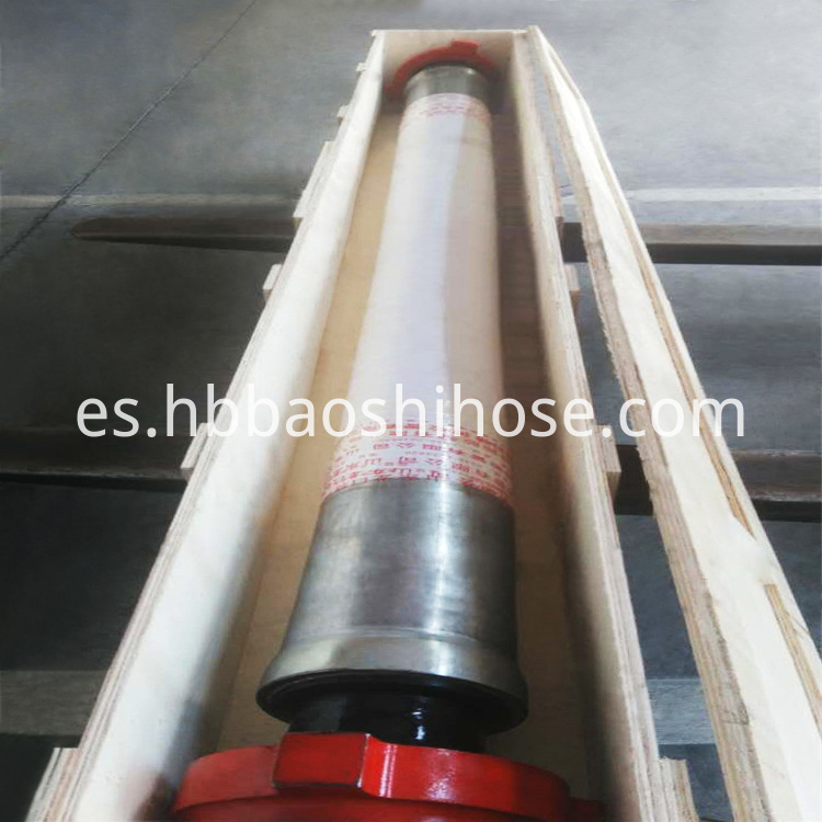High Pressure Flame-retardant Hose