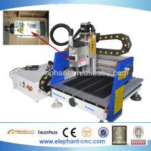 Buena calidad ELE-4040 pequeña máquina de publicidad cnc