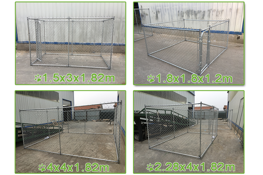 kennel cages for large dogs