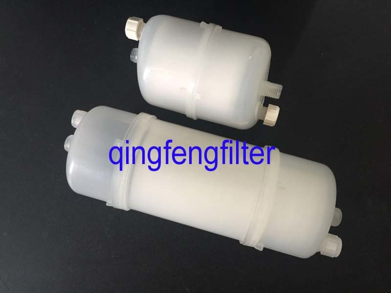 "Pes 1/2 ""NPT Capsule Filter for Bio-Processing Industry"