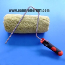"""7""""Foamed Acrylic Paint Roller Cover with Nap (pile) 18mm"""
