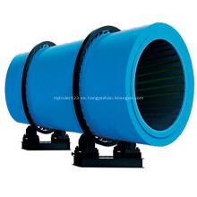 Secador rotatorio de fibra de coco Secador de tambor de fibra de coco