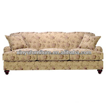 Country style floral pattern living room sofa XY0876
