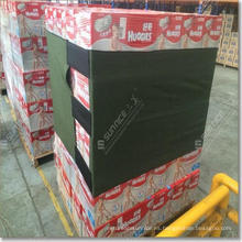 Paleta envuelve cubiertas netas para cubiertas de embalaje de paleta Supermaket