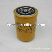 Ersatz für LEEMIN Spin-on-Filterpatrone SPX-06X25 SPX-08X25