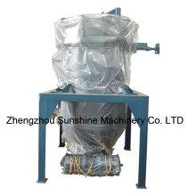 Машина для фильтрации масляных фильтров с вертикальным фильтром