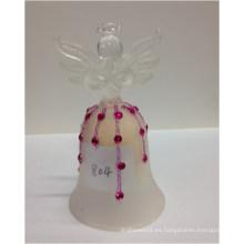 Praha Gouache campana de vidrio para la decoración