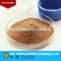 Lignosulfonato de calcio de agente de refuerzo aditivo químico del calcio