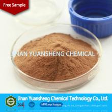 Lignosulfonate del calcio del fango de perforación del aceite de polvo de Ca Ligno