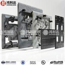 Appareil d'essai de PCB palette de matériau synthétique ondulé