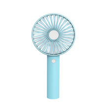 New Summer Portable Mini Handheld Fan Rechargeable Portable USB Fan