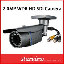 1080P HD-Sdi WDR impermeable IR Cámara de seguridad CCTV de la bala