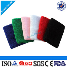 Alibaba Top Supplier Promotional Wholesale Custom Cotton Baby Sweatbands