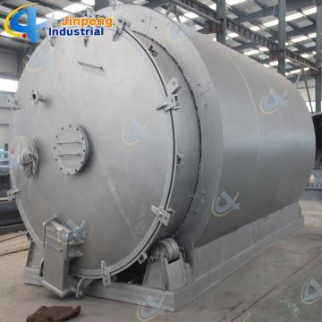 Waste Rubber Oil Refinery Machine