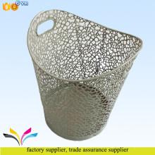 neue Design-Prägung pulverbeschichtete Metall-Farbcodes für Abfalleimer