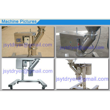 Quick Granulating Machinery for conductive adhesive