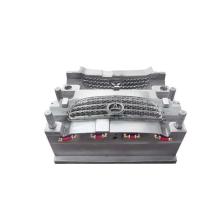 Molde da injeção das peças de Moto da grade do carro do projeto do cliente