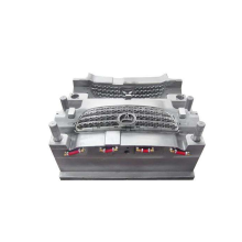 Customer Design Car Grille Moto Parts Injection Mould