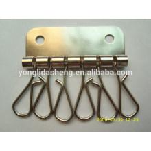 Custom a set of high quality metal key chain